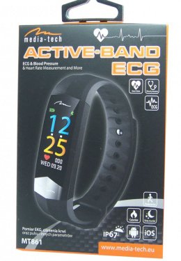 OPASKA SPORTOWA SMARTBAND MEDIA-TECH MT861 ECG
